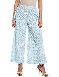 Kashish By Shoppers Stop Womens Printed Palazzo Pants