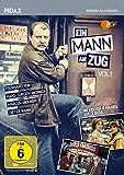 Ein Mann am Zug, Vol. 1 / Die ersten 9 Folgen der Kultserie mit Eberhard Feik (Pidax Serien-Klassiker) [3 DVDs]