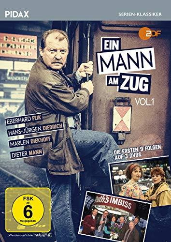 Ein Mann am Zug - Vol. 1 [3 DVDs] -