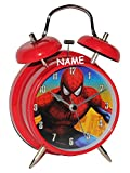 "Die besten Spiderman Wecker - Wecker "" The Amazing Spider-Man "" incl. Name Bewertungen"