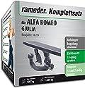 RAMEDER Komplettsatz, Anhängerkupplung abnehmbar + 13pol Elektrik für ALFA ROMEO GIULIA (145321-36486-1)