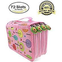 Astuccio Portamatite multistrato - 72 slot