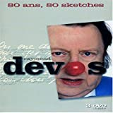Raymond Devos : 80 ans, 80 sketches - Coffret 3 DVD