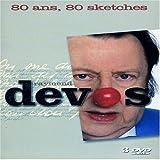 Raymond Devos : 80 ans, 80 sketches - Coffret 3 DVD