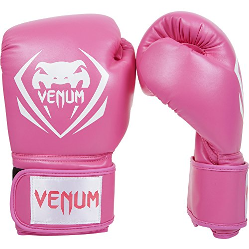 Venum Boxhandschuhe Contender, Damen , Rosa, 8 oz -