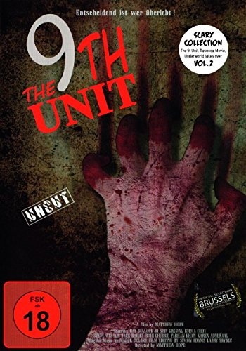 Scary Collection Vol. 2 (The 9th Unit/Revenge Movie/Underworld takes over) [3 DVDs]