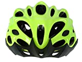 #10: Cockatoo Professional Multi-Colour Cycling Helmet, Skating Helmet (Green, Large)