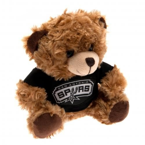 San Antonio Spurs T-Shirt Bear Nouveau produit de la NBA officiel