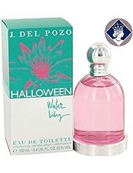 Jesus Del Pozo Halloween Water Lilly 100ml/3.4oz Eau De Toilette Spray for Women
