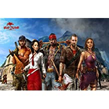 "CGC Große Poster – Dead Island Riptide PS3 XBOX 360 – oth154, 24"" x 36"" (61cm x 91.5cm)"
