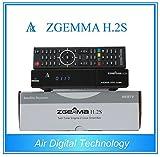 Best Satellite Receivers - Zgemma H.2S Dual Core Twin Tuner Satellite Receiver Review