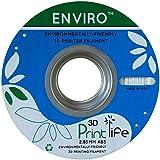 3D Printlife Enviro ABS 2,85mm Weiß 3D-Drucker Filament, Maßhaltigkeit <+/- 0,05 mm, Weiß - gut und günstig