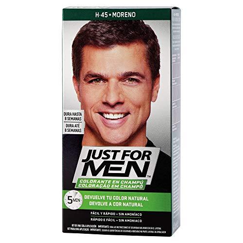Just for men shampoo colorante, scuro - 60 ml