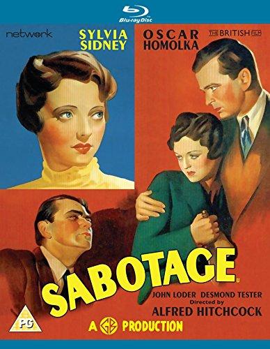 Sabotage [Blu-ray] [Edizione: Regno Unito]
