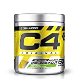 Cellucor C4 Extreme 60 Servings Pre-Workout / Booster, 390g, Geschmack:Green Apple