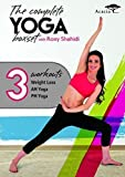 Roxy Shahidi - The Complete Yoga Boxed Set - 2 DVDs - New for 2015 Leyla from Emmerdale