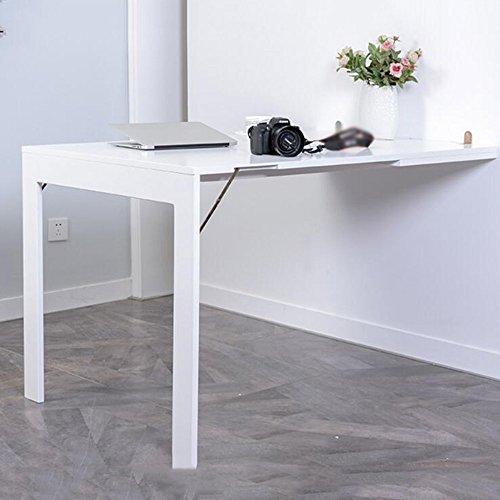 XIA Laubtisch Kleine Wohnung Wand  Klapptisch Esstisch Heimgebrauch Wand   Computer Schreibtisch Buch Tisch Wand Tisch Wand  Laub Tisch Optional Farbe  Und ...