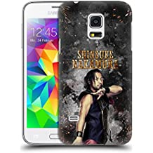 Official WWE LED Image Shinsuke Nakamura Hard Back Case for Samsung Galaxy S5 mini