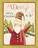 Merry Christmas by DiPaolo, Dan - Fine Art Print on PAPER : 8.5 x 10.5 Inches