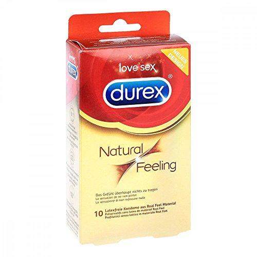 Durex Natural Feeling Kondome 10 stk