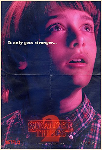 Stranger Things Will Poster 70x45