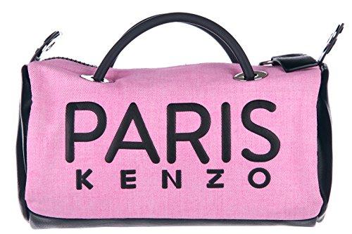 Kenzo borsa donna a mano shopping nuova originale paris rosa