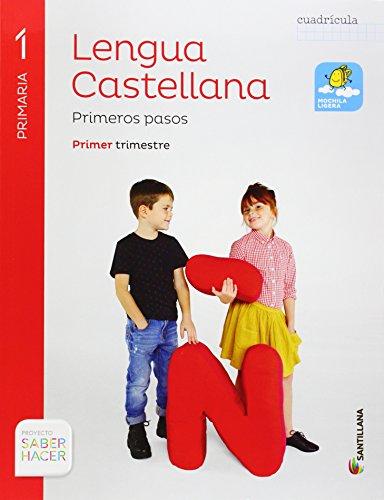 Lengua Castellana Primeros pasos Primaria 1