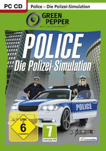 Police: Die Polizei-Simulation [Green Pepper] (Polizei-simulation)