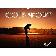 Golf Sport (Wandkalender 2018 DIN A2 quer): Golf - der neue Breitensport, faszinierend und spannend zugleich! (Monatskalender, 14 Seiten ) (CALVENDO Sport)
