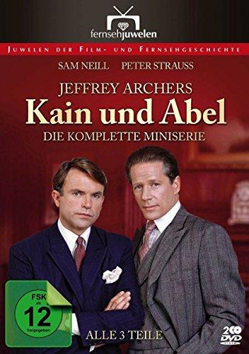 Bild von Kain und Abel - Der komplette 3-Teiler (Fernsehjuwelen) [2 DVDs]