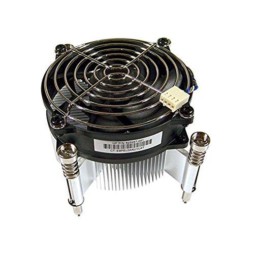 HP Radkühler Prozessor 625257-001 elite 8200 8300MT Z210 Z220 CPU Kühlkörper 4-polig