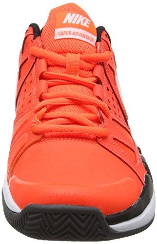 Nike Air Vapor Advantage Clay, Scarpe da Corsa Uomo Arancione