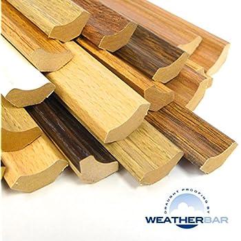Laminate Scotia Floor Beading 6 Colours 16 5mm Wide 10