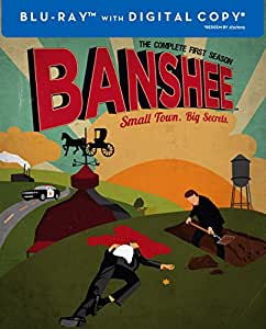 Banshee: The Complete First Season [Blu-ray] [US Import]