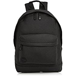 Mi-Pac Backpack - Bandolera, color Negro (Dot Noprene)