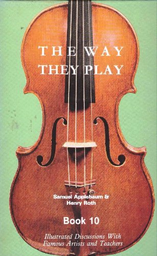 Way They Play: Bk. 10 por Samuel Applebaum