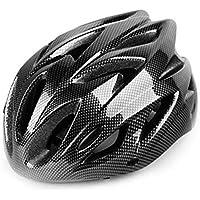 Bicicleta Montar en Bicicleta Casco Protector Cabeza Ajustable Equipo de Deportes de protección