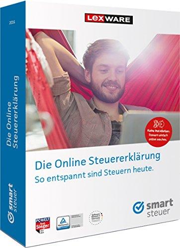 smartsteuer 2016 [Online Code für Windows, Mac, Linux und Tablets] 2015 Steuer-code