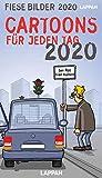 Fiese Bilder Cartoons für jeden Tag 2020 - Diverse