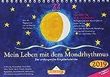 Mein Leben mit dem Mondrhythmus: Aufstellkalender - Edith Stadig