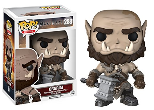 Funko World of Warcraft - Orgrim