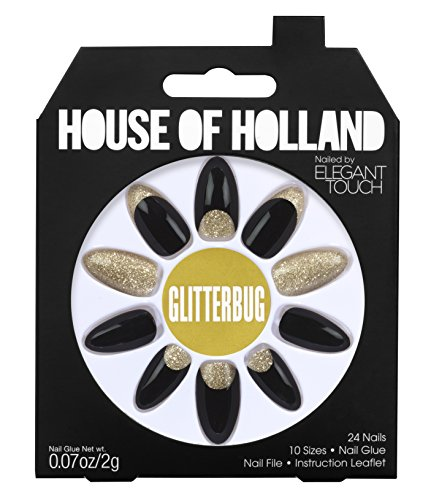 elegant-touch-house-of-holland-clavos-glitter-bug-1-pieza