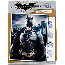 The Dark Knight Rises: The Secret Files Scrapbook