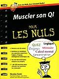 Muscler son QI Poche Pour les nuls...
