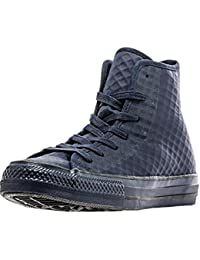 015a69e0cd54cf Converse Unisex Chuck Taylor All Star Canvas Hi-Top Trainers