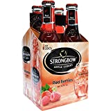 Strongbow Apple Ciders - Red Berries 4,5% Vol. 4x330ml.