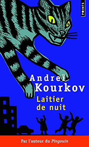 Laitier de nuit par Andrei iourevitch Kourkov