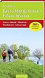 Reiseführer Deutschlands Osten - Polens Westen: Unteres Odertal - Oderbruch - Warthebruch - Lebuser Land - Christine Stelzer