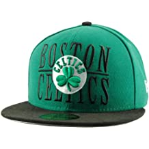 New Era NBA BOSTON CELTICS Step Over 59FIFTY Cap, Größe:7