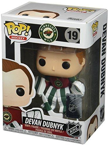 Funko Pop NHL Figura de vinilo Devan Dubnyk Home Jersey 21355